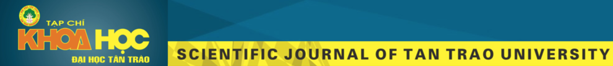 Scientific Journal of Tan Trao University Logo